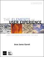 The Elements of User Experience book cover